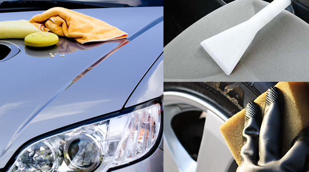 Limpeza Automóvel Completa com Lavagem de Estofos! Põe o Teu Carro a Brilhar!