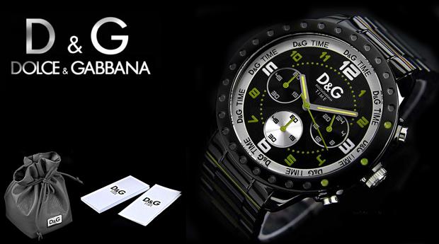 Relógio Dolce & Gabbana para Homem! (Portes Grátis)