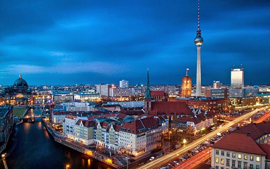 Berlim -  2 ou 4 Noites com Voos Incluídos!