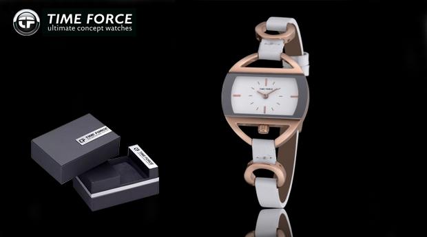 Relógio Time Force Senhora! O Relógio que Completa Qualquer Look! (Portes Grátis)
