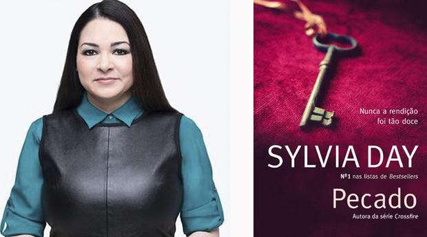 Pecado de Sylvia Day! Autora da Série CrossFire, Nº1 nas Listas de Bestsellers! (Portes Incluídos)
