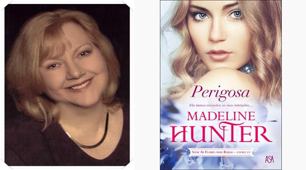 Perigosa: As flores Mais Raras - Livro IV de Madeline Hunter! (Portes Incluídos)