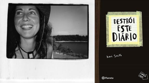 Destrói Este Diário de Keri Smith! (Portes Incluídos)
