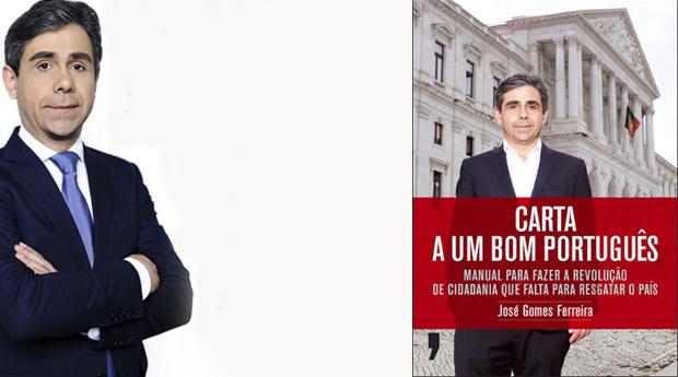 Carta a um Bom Português de José Gomes Ferreira! (Portes Incluídos)