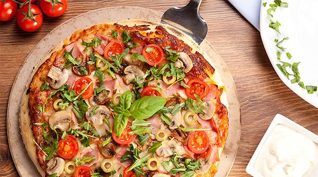 Sabores Italianos num Menu para 2 ou 4 Pessoas no Al Porto Pizzeria! Boavista!