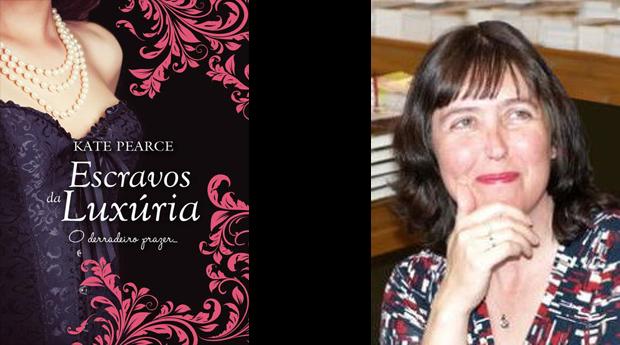 Casa do Prazer: Escravos da Luxúria de Kate Pearce! Pré-Lançamento! (Portes Incluídos)