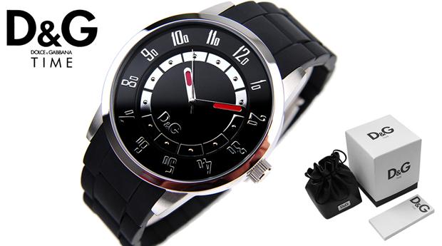 Relógio Unisexo D&G! (Portes Grátis)