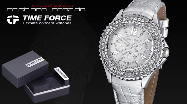 Relógio Time Force, Cristiano Ronaldo Collection! (Portes Grátis)