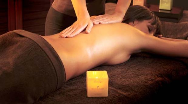 Massagem de Velas Quentes Corpo Inteiro! Corpo Hidratado, Perfumado e Super Relaxado!