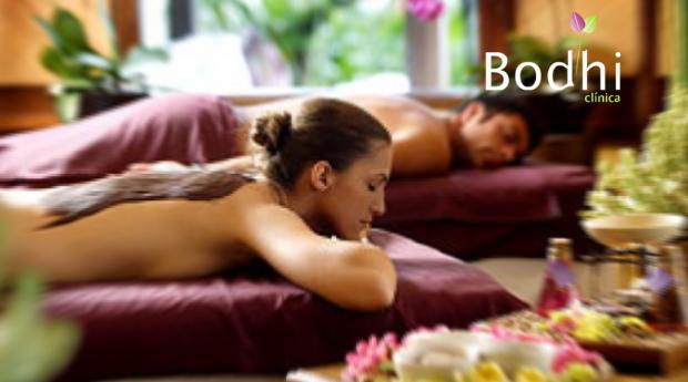 Massagem & Esfoliação de Chocolate a Dois! 60 Minutos de Puro Relaxamento!