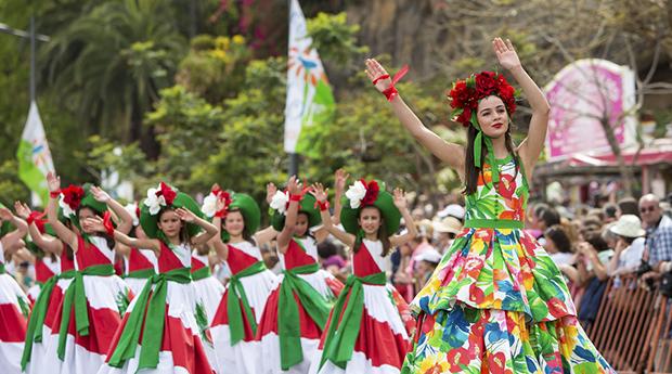Festa das Flores Madeira -  4 Noites em Hotéis 3* ou 4* com Voos Incluídos!