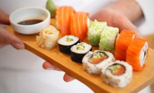 Workshop de Sushi com Jantar Incluído!