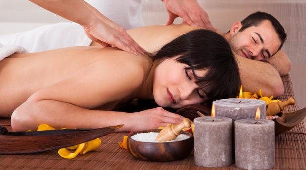 Momento a Dois! Massagem de Casal à Tua Escolha no Centro Nutri Sana!