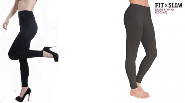 Leggins Modeladoras Slim Fit!