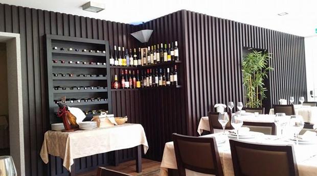 Menu para Dois de Bacalhau com Broa Frita, Entradas e Vinho! Restaurante Aconchego das Tapas em Braga!