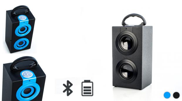 Coluna de Som com Bluetooth!