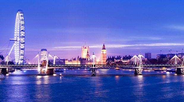 Londres Chama Por Ti! -  2 Noites em Hotel 4*, Passeio de Barco e Entrada VIP em Westfield!