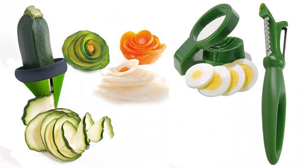 Kit de Cozinha Especial para Legumes!