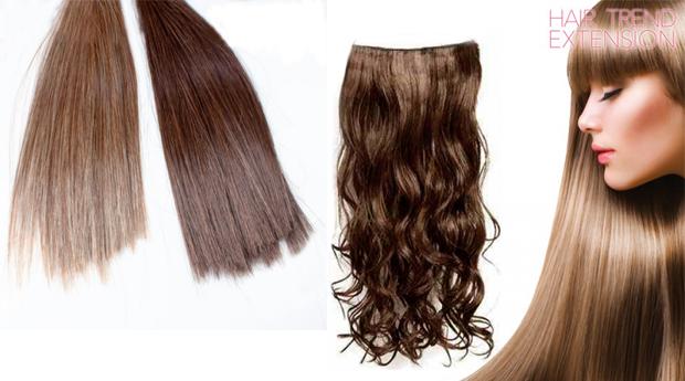 Extensões de Cabelo Hair Trend!