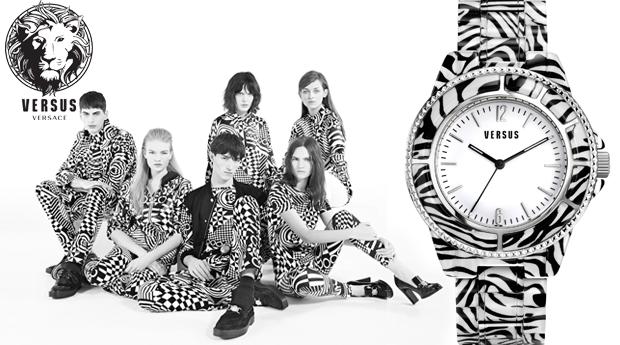 Relógio Versus Versace Tokyo Zebra! (Portes Incluídos)