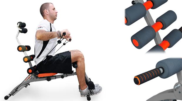 Banco de Musculação  Six Pack Care!