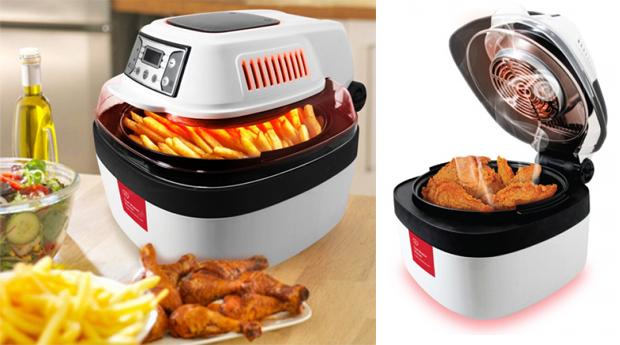 Fritadeira Eléctrica sem Gordura! A Solução Saudável de Comer Fritos!