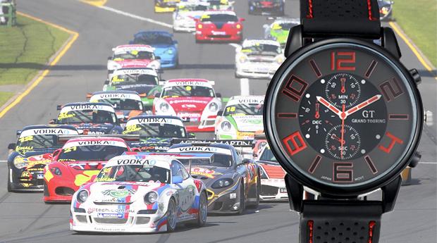 Relógio de Homem GT Grand Torino! (Portes Incluídos)