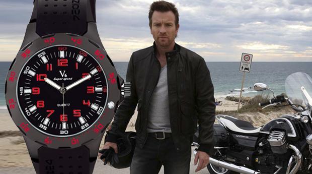 Relógio de Homem V6 Super Speed! (Portes Incluídos)