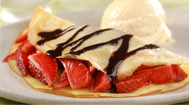 Tostas, Crepes, Granizados ou Chocolate Quente! Tu Escolhes o Teu Menu na Tasca Lusitana!