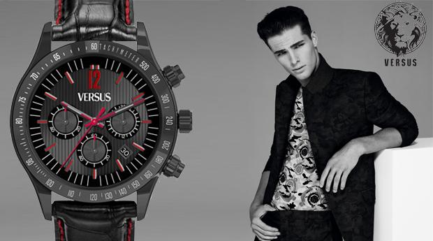 Relógio de Homem Versus by Versace Cosmopolitan! (Portes Incluídos)