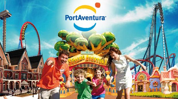 Barcelona, PorAventura -  2 Noites em Hotel 3* ou 4* e Entradas no Parque PortAventura!
