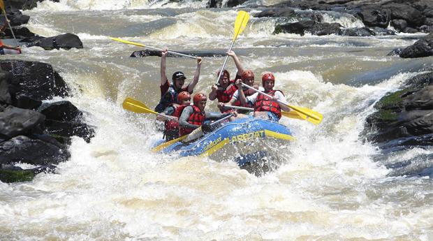 Rafting para 1 ou 2 Pessoas Com Equipamento Individual Incluído! Aventura-te!