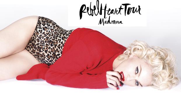 Madonna ao Vivo em Barcelona -  1, 2, 3 ou 5 Noites em Hotel 4* com Voos Incluídos!