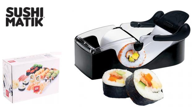 Máquina de Sushi e Moldes da Sushi Matik!