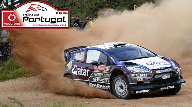 Rally de Portugal 2015 -  Bilhetes Super Especial de Lousada e Dormidas nos Locais das Etapas!