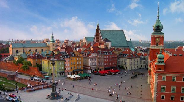 Varsóvia! 2 Noites  em Hotel 3* ou 4* com Voos Incluídos!