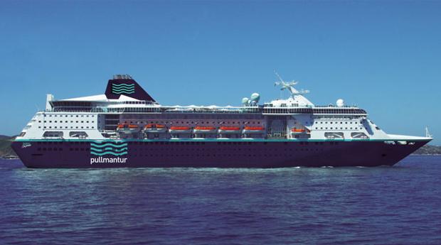 Cruzeiro Canárias! 3 Noites em Pensão Completa no Navio Empress!