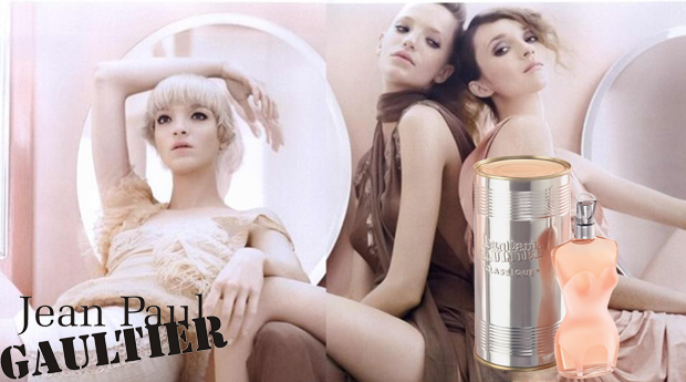 Perfume de Senhora Jean Paul Gaultier Classique 100ml - Eau de Toilette!