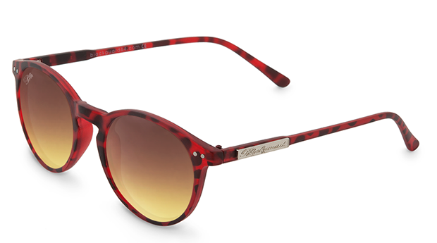 Óculos de Sol Animal Red / Brownie D Rounded! Os Óculos de Eleição da Rainha Letizia!