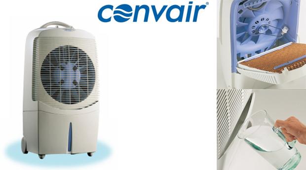 Refrigerador de Ar Convair! (Portes Incluídos)