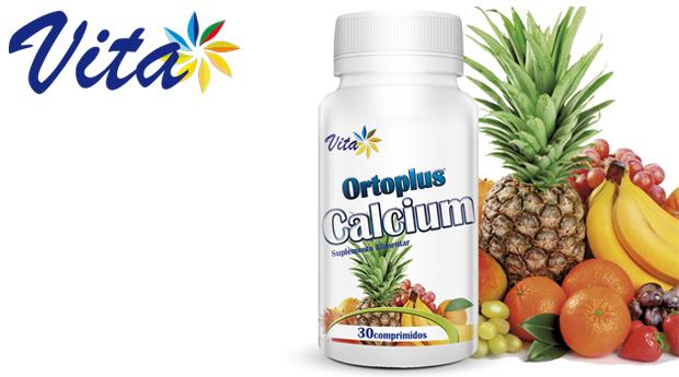 1 ou 2 Embalagens de Ortoplus Calcium! O Suplemento que Precisa para uma Saúde de Ferro!