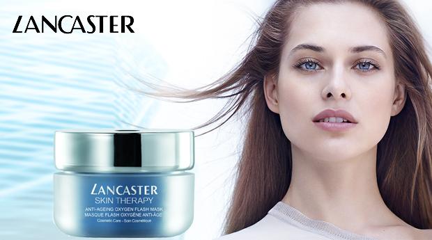 Creme de Noite Lancaster Skin Therapy- 50ML!