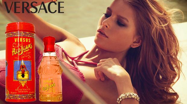 Perfume de Senhora Versace Red Jeans - 75ML!