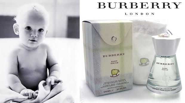 Perfume Burberry Baby Touch- 100ML! Sem Alcóol!