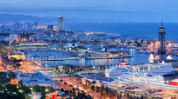 Cruzeiro Mediterrâneo, Julho e Agosto -  7 Noites a Bordo do Navio Sovereign com Pensão Completa!