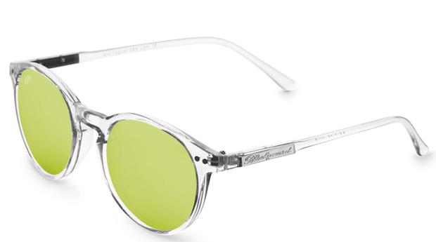 Óculos de Sol Ice Ice Baby / Gold Green Rounded! Os Óculos de Eleição da Rainha Letizia!