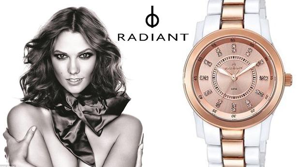 Relógio de Senhora Radiant New Vogue! (Portes Incluídos)