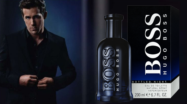 Perfume de Homem Hugo Boss, Boss Bottle Night - Eau de Toilette 100ML