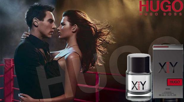 Perfume Hugo XY - Eau de Toilette 60ML!