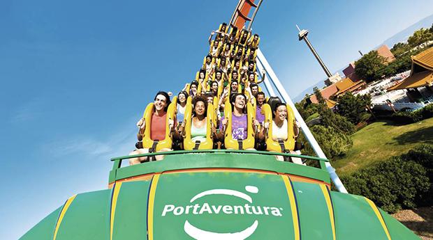 PortAventura Park! Entradas de 1 Dia para 2 ou 3 Adultos com Crianças!